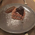 Mille feuille chocolat / crème de marron