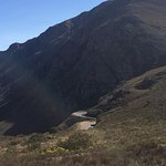 Lovely drive over Franschhoek Pass
