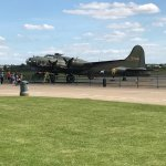 Memphis Belle was there when we visited..