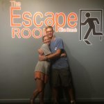 "We escaped ""A Table for Two!"""