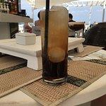 Long island ice tea - really nice. AVOID the slushy. We saw dead we wasps inside it