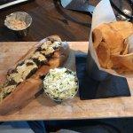 Fenway Park Sausage Sub