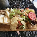 Ploughman's Lunch (with ham omitted at my request)