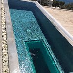 Beautiful private pool suite!