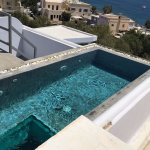 Beautiful private pool suite with a view!