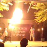 Fakir & Fire Show by animation team