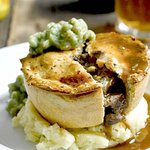 you cant go wrong with a Pieminister pie..