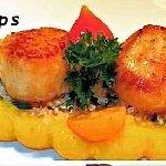 From the Tarcin fine dining restaurant menu