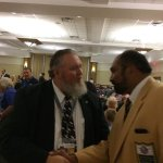 Talking with Franco Harris