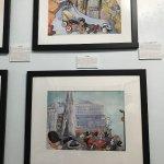 Paintings by Zelda