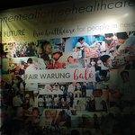 Foto de Fair Warung Bale - Fair Future Foundation