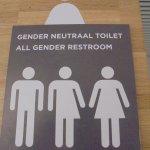 Amsterdam Museum, gender neutral toilets