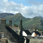 Nice view of Catbells from room 3