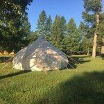 Camping in Terelj via Nomads/Tuul