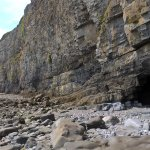 Caves in Pendine