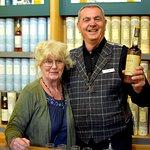 Gran finally found her taste for whisky!