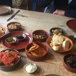 All of our tapas dishes