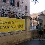 Fachada iglesia Compañia de Jesus