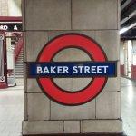 Baker Street roundel