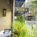 Terrace Bistro Outdoor Patio Dinig
