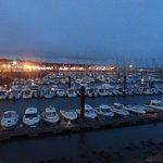 vue du port Bourgenay Talmont St Hilaire