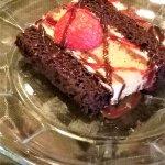 Dessert was to die for!