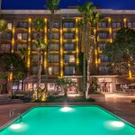 Hotel Lucerna Tijuana Foto