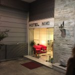 Photo de Hotel Niki