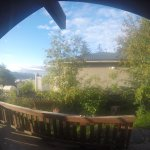 GoPro view from patio