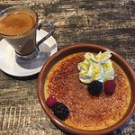 Crema Catalana y Carajillo with 43!