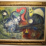 Marc Chagall - Woman fish