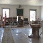 Masonic Lodge over school house