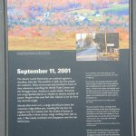 In the museum - a variety of photos of what happened on 9-11
