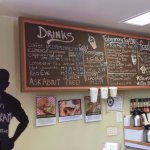 The Coffee Shop menu