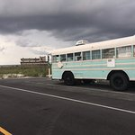 Took our bus RV for a weekend adventure! Loved it!