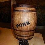 Look, a pork barrel