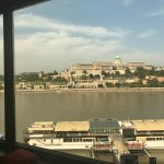 View of the Danube River and the Royal Palace