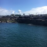 Brilliant trip to inis oirr with doolin ferry company. Only took 15 minutes. Staff were so frien