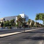 Ekst hotel Vincci, Malaga