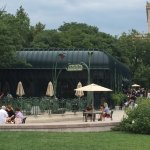 Pavilion Cafe at the Sculpture Garden