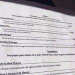 Wasaga Burger according to menu: $16.95
