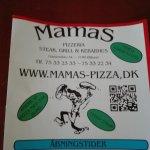 Foto de Mamas Pizzeria