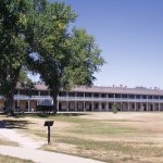 Interesting visit to Fort Laramie. Wyoming.