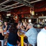 Brown's Bar on Harsen's Island Foto