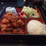 The Bento Box - Cucumber Salad is Awesome!