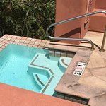 Private pool at POOL SUITE casita. -  approx 8 ft x 8 ft