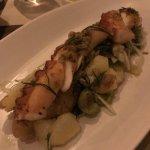 A squid dish