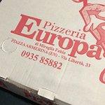 Bild från Pizzeria Europa