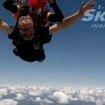 My first jump!