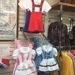 Traditional Danish children's clothes